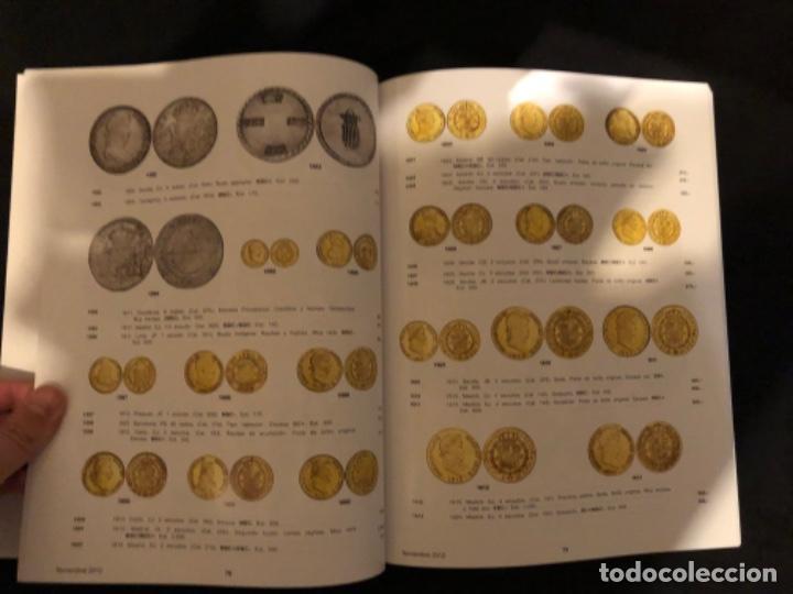 Catálogos y Libros de Monedas: Catálogo subasta numismatica Aureo y Calicó de 29 noviembre 2012 - Foto 6 - 191303098