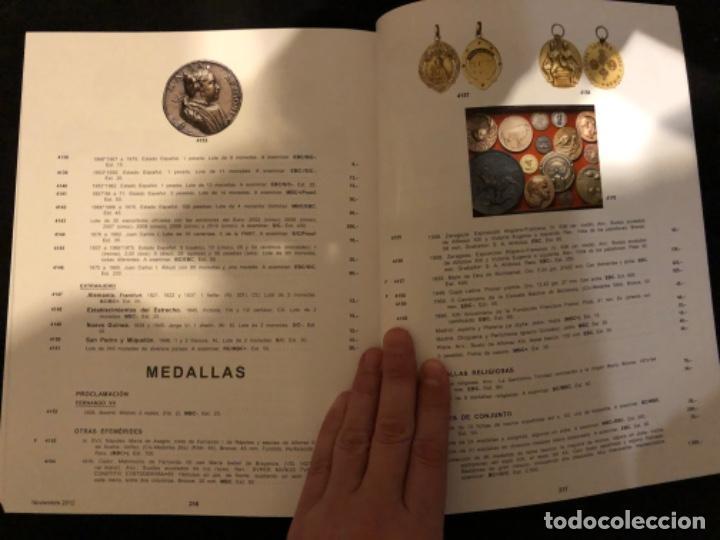 Catálogos y Libros de Monedas: Catálogo subasta numismatica Aureo y Calicó de 29 noviembre 2012 - Foto 7 - 191303098