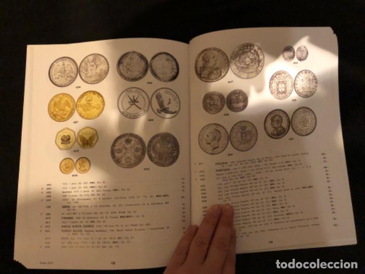 Catálogos y Libros de Monedas: Catálogo subasta numismatica Aureo y Calicó 31 enero 2013. Muy ilustrado - Foto 4 - 191303778
