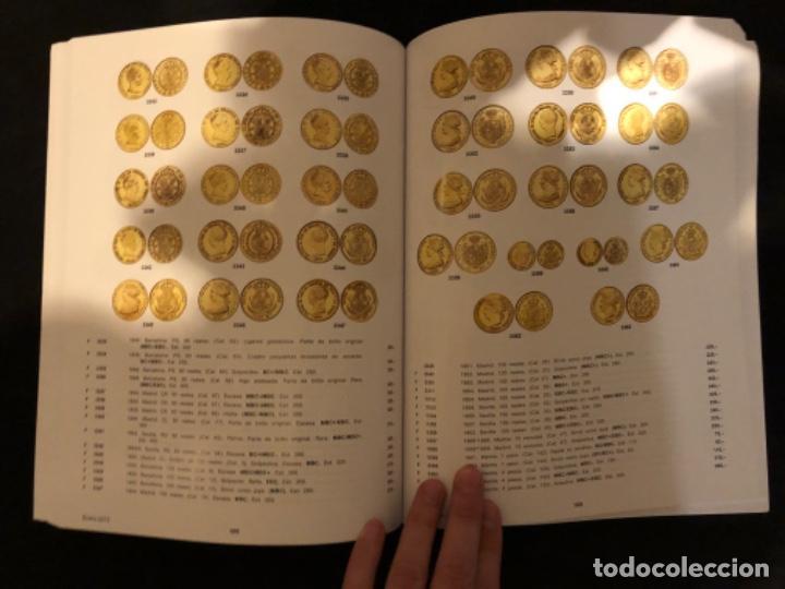 Catálogos y Libros de Monedas: Catálogo subasta numismatica Aureo y Calicó 31 enero 2013. Muy ilustrado - Foto 5 - 191303778