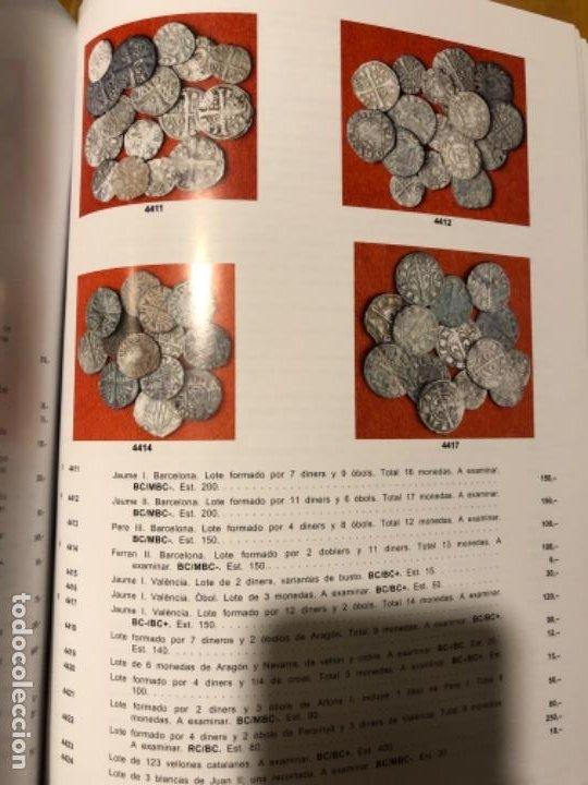 Catálogos y Libros de Monedas: Catálogo subasta numismatica Aureo y Calicó 31 enero 2013. Muy ilustrado - Foto 8 - 191303778