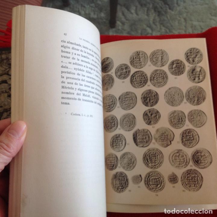 Catálogos y Libros de Monedas: La moneda arabigo española, compendio de numismatica musulmana, de Casto María del Rivero, 1933 - Foto 9 - 193616682