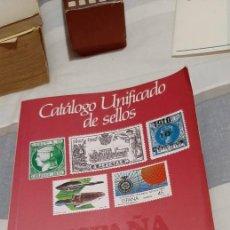 Catálogos y Libros de Monedas: CATALOGO SELLOS ESPAÑA 1989 . Lote 193937587