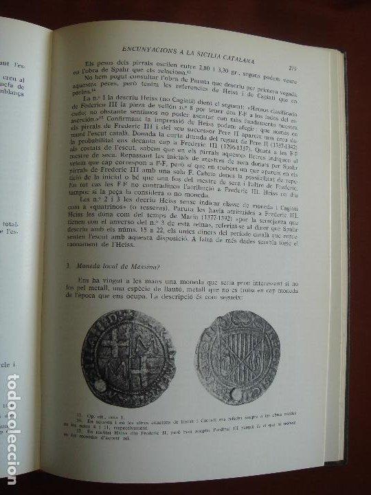 Catálogos y Libros de Monedas: ACTA NUMISMÁTICA IV, 1974, libro 4 - Foto 9 - 194008751