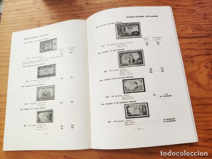 Catálogos y Libros de Monedas: BILLETES ESPAÑOLES 1783 - 1977- XII EDC.-1977/78.-JOSÉ A. VICENTI. - Foto 15 - 194285595