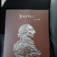 Catalogues et Livres de Monnaies: CATÁLOGO SUBASTA JESÚS VICO. MARZO 2020. Lote 196097493