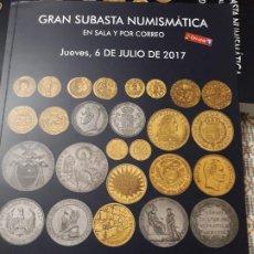 Catálogos y Libros de Monedas: CATÁLOGO DE MONEDAS, BILLETES, MEDALLAS Y CONDECORACIONES (NUEVO). Lote 197131566