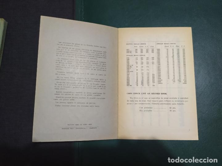 Catálogos y Libros de Monedas: OFERTA DE MONEDAS DE LOS ESTADOS UNIDOS - Foto 2 - 198498720