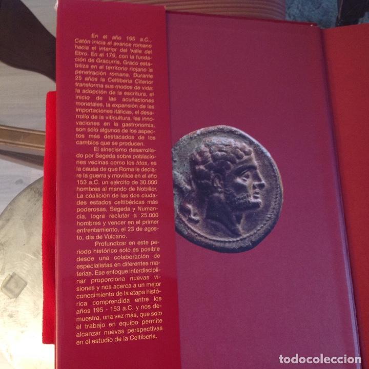 Catálogos y Libros de Monedas: Segeda y su contexto histórico, entre Catón y Nobilior (195-153) de Fco. Burillo Mozota, 2006, - Foto 2 - 201605101