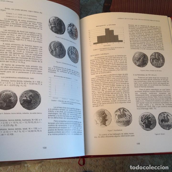 Catálogos y Libros de Monedas: Segeda y su contexto histórico, entre Catón y Nobilior (195-153) de Fco. Burillo Mozota, 2006, - Foto 4 - 201605101
