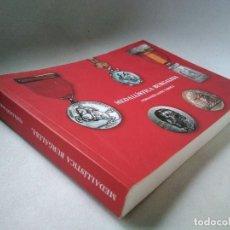 Catálogos e Livros de Moedas: MEDALLÍSTICA BURGALESA. BURGOS. MEDALLAS.. Lote 201752716