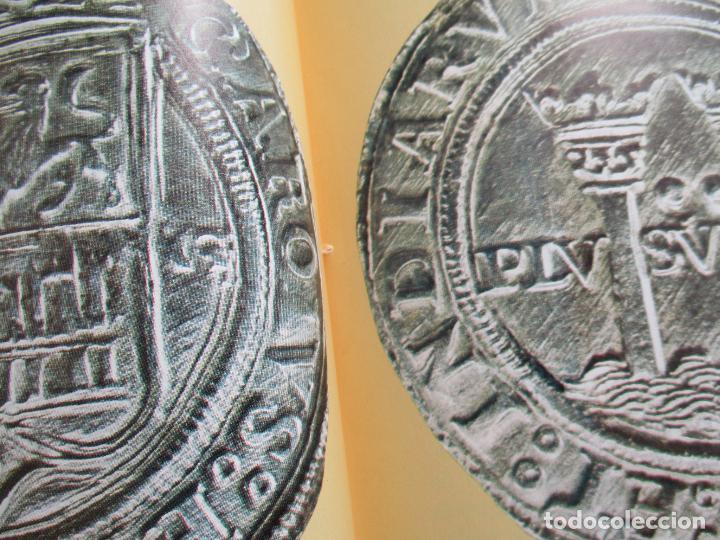 Catálogos y Libros de Monedas: BANCO DE ESPAÑA, BAJO EL SIGNO DE LA OM.-EXPOSICIÓN NUMISMATICA DEL BANCO DE MEXICO-1978-FOLLETO - Foto 4 - 203265755