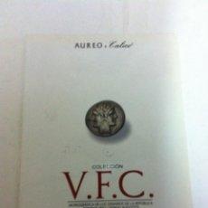 Catálogos y Libros de Monedas: CATÁLOGO SUBASTA - 30 0CT.2012 -95 PÁGINAS - DENARIOS. Lote 204743316