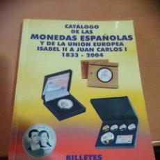 Catálogos y Libros de Monedas: CATÁLOGO NUMISMATICA. Lote 205683941