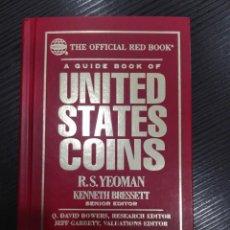 Catálogos e Livros de Moedas: UNITED STATES COINS - 2017. Lote 205839202