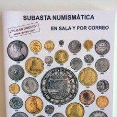 Catálogos y Libros de Monedas: LIBRO SUBASTAS AUREO 293 MAYO 2017 196 PGS. Lote 206921820