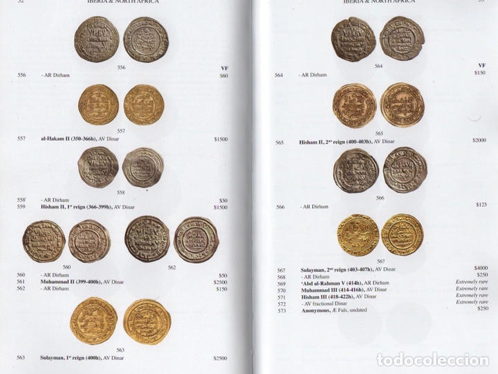 Catálogos y Libros de Monedas: ISLAMIC COINS AND THEIR VALUES. VOLUME 1: THE MEDIAEVAL PERIOD - Foto 3 - 212498356