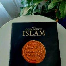 Catálogos y Libros de Monedas: THE COINAGE OF ISLAM. KAZAN COLLECTION. 1983. E. ISLAMIC COINS & THEIR VALUES. VOL.1: MEDIEVAL. 2015. Lote 212855472