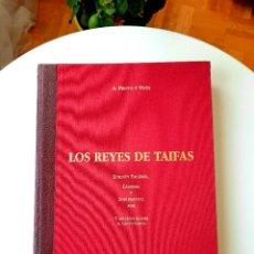Catálogos y Libros de Monedas: REYES D TAIFAS PRIETO-VIVES1926. DINASTÍAS ARÁBIGO-ESPAÑOLAS. VIVES1893 CODERA1879. RADA-DELGADO1892. Lote 213159285