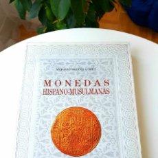 Catálogos y Libros de Monedas: MONEDAS HISPANO MUSULMANAS. MEDINA. 1992. Lote 213196396