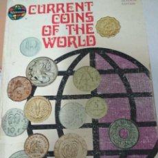 Cataloghi e Libri di Monete: CURRENT COINS OF THE WORLD. CATÁLOGO MONEDAS DE MUCHOS PAISES.. Lote 215625632