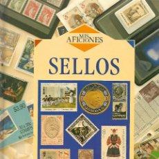Catálogos y Libros de Monedas: LIBRO IMPORTANTE PARA COLECCIONISTAS MIS AFICIONES ·· SELLOS ·· MICHAEL BRIGGS ·· ED. DEBATE ··. Lote 216433917