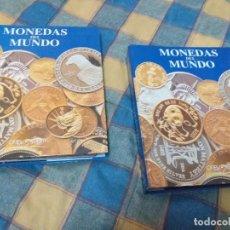 Catálogos y Libros de Monedas: MONEDAS DEL MUNDO. ORBIS FABRI. COMPLETA.. Lote 137423114