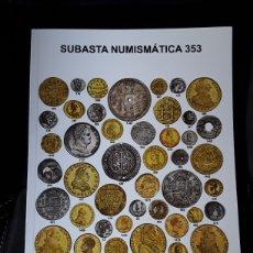 Cataloghi e Libri di Monete: CATALOGO SUBASTA AUREO. OCTUBRE 2020. Lote 219188360