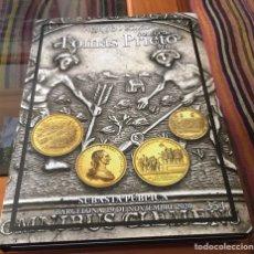 Catálogos y Libros de Monedas: CATÁLOGO AUREO & CALICÓ SUBASTA TOMÁS PRIETO .. Lote 221797673