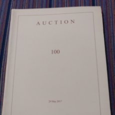 Catalogues et Livres de Monnaies: ARS CLASSICA SUBASTA 100. 260 PÁGINAS EN COLOR.. Lote 223259711