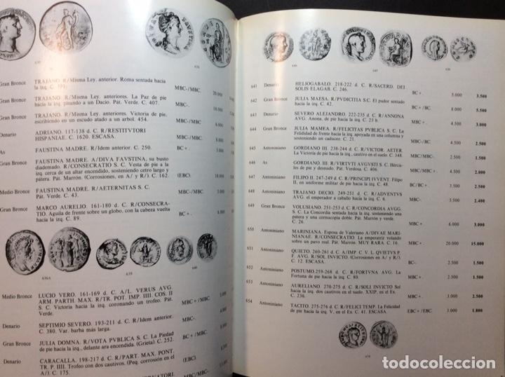 Catálogos y Libros de Monedas: Catálogo de una selección de monedas. Pere R. Arriols - Foto 3 - 223503417