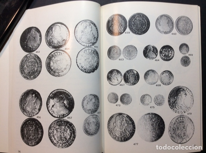 """Catálogos y Libros de Monedas: Numismatica Sabadell y Jesús Vico """"Monedas"""" 1985 - Foto 4 - 223505968"""