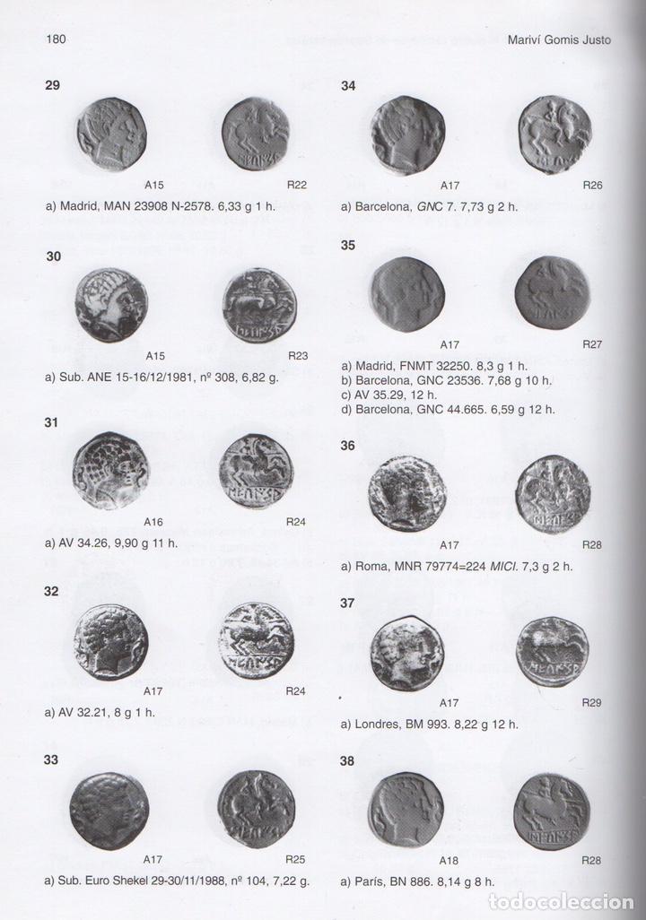 Catálogos y Libros de Monedas: LAS ACUÑACIONES DE LA CIUDAD CELTIBÉRICA DE SEGEDA / sekaiza - Foto 3 - 224455696