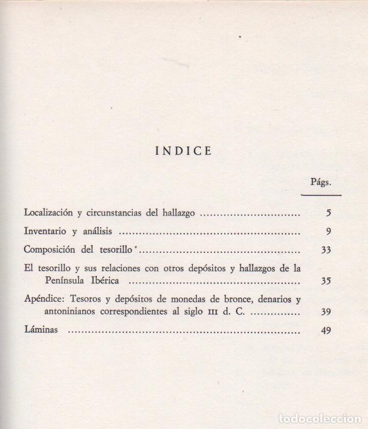 Catálogos y Libros de Monedas: TESORILLO DE ANTONINIANOS EN HONCALADA (VALLADOLID) - Foto 2 - 224457373
