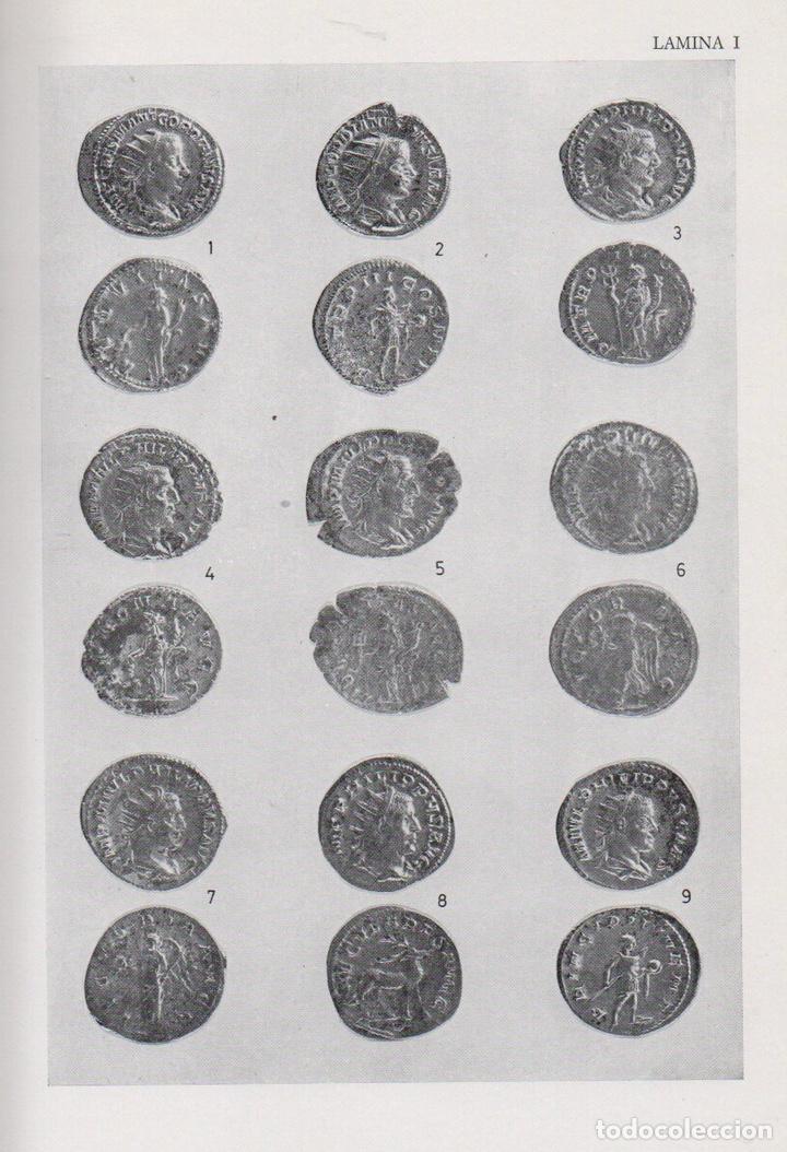 Catálogos y Libros de Monedas: TESORILLO DE ANTONINIANOS EN HONCALADA (VALLADOLID) - Foto 3 - 224457373