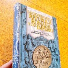 Cataloghi e Libri di Monete: LAS MONEDAS DE LA REPÚBLICA ROMANA Y DEL IMPERIO. Lote 225950735