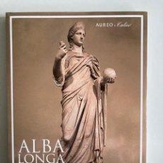 Catálogos y Libros de Monedas: ALBA LONGA VOL II SUBASTA 339 AUREO 14-11-19. Lote 226297995
