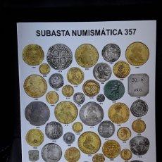 Catalogues et Livres de Monnaies: CATALOGO SUBASTA AUREO. DICIEMBRE 2020. Lote 226803140