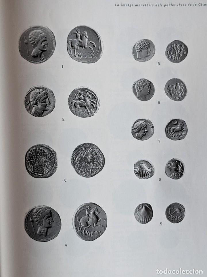 Catálogos y Libros de Monedas: LA MONEDA EN LA SOCIETAT IBERICA II CURS DHISTORIA MONETARIA DHISPANIA - RARO - Foto 2 - 227463600