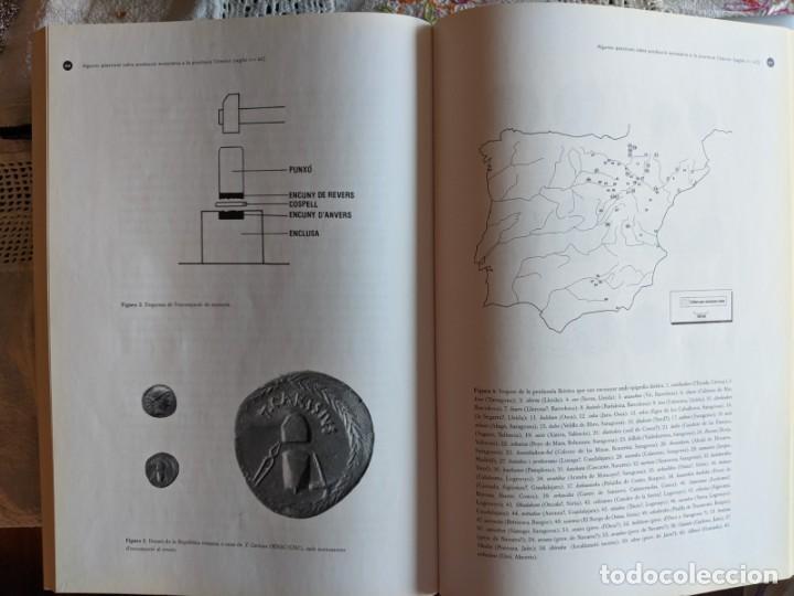 Catálogos y Libros de Monedas: LA MONEDA EN LA SOCIETAT IBERICA II CURS DHISTORIA MONETARIA DHISPANIA - RARO - Foto 3 - 227463600