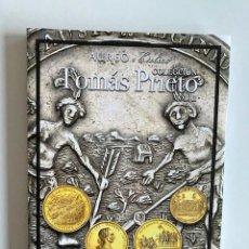 Catálogos y Libros de Monedas: TOMÁS PRIETO VOL.II AUREO&CALICO NOVIEMBRE 2020. Lote 228459335