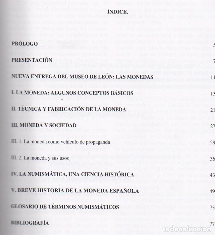 Catálogos y Libros de Monedas: MONETA LEGIONIS Del denario al Euro con el Museo de León - Foto 2 - 236057355