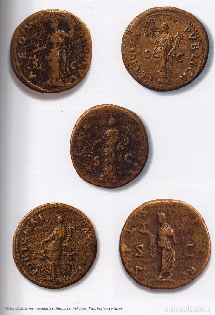 Catálogos y Libros de Monedas: MONETA LEGIONIS Del denario al Euro con el Museo de León - Foto 3 - 236057355