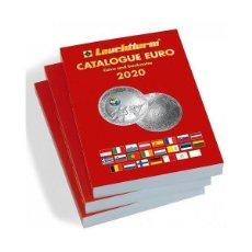 """Catálogos e Livros de Moedas: CATALOGO EURO 2020 MONEDAS Y BILLETES LEUCHTTURM """"NUEVO A ESTRENAR"""". Lote 244792730"""