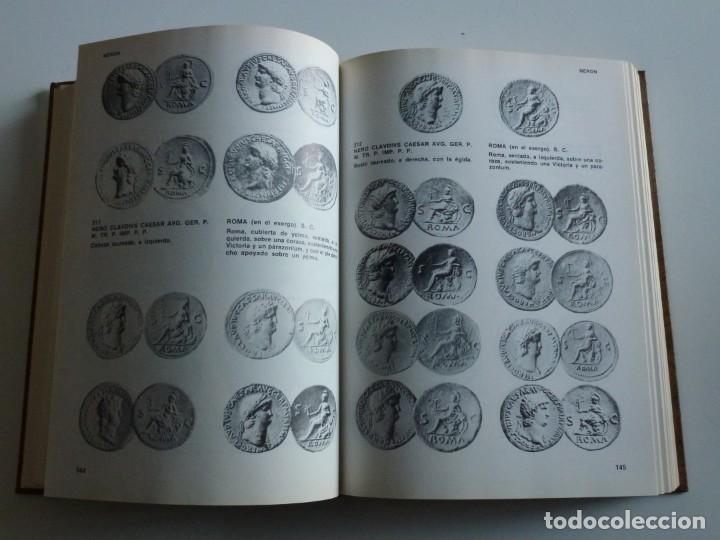 Catálogos y Libros de Monedas: Los sestercios del Imperio Romano. Volumen I y II. Juan R. Cayón - Foto 2 - 246541970