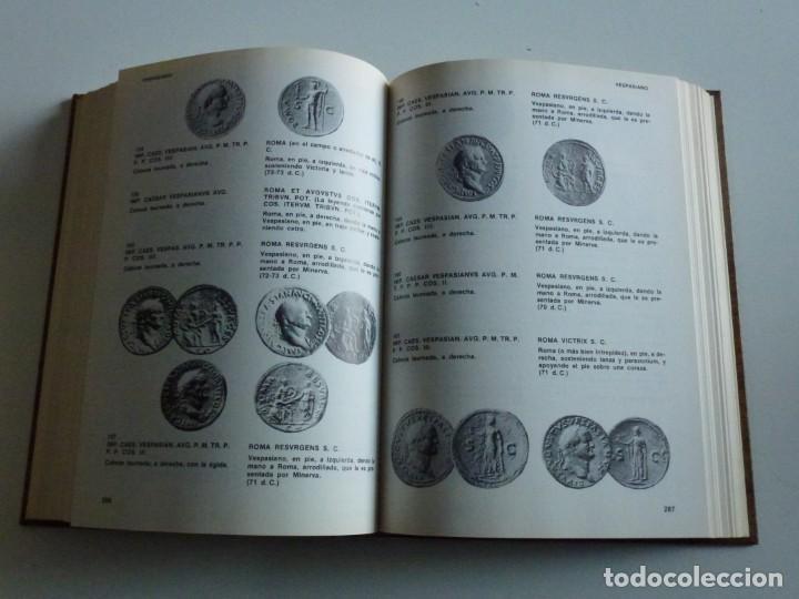 Catálogos y Libros de Monedas: Los sestercios del Imperio Romano. Volumen I y II. Juan R. Cayón - Foto 3 - 246541970