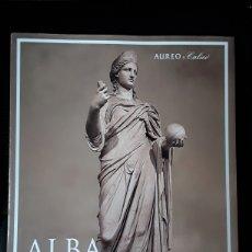 Cataloghi e Libri di Monete: CATALOGO SUBASTA AUREO ALBA LONGA VOL.II. NOVIEMBRE 2019. Lote 253160150