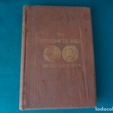 Catálogos y Libros de Monedas: MONEDAS DEL MUNDO. THE COINAGES OF THE WORLD, MATHEWS. AÑO1876. Lote 253951165