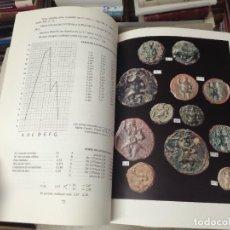Catálogos y Libros de Monedas: LAS MONEDAS DE LA CECA DE A'BSM ( IBIZA ) . ANTONIO PLANAS , JUAN PLANAS ,ÁNGEL MARTÍN. SA NOSTRA.. Lote 255018160