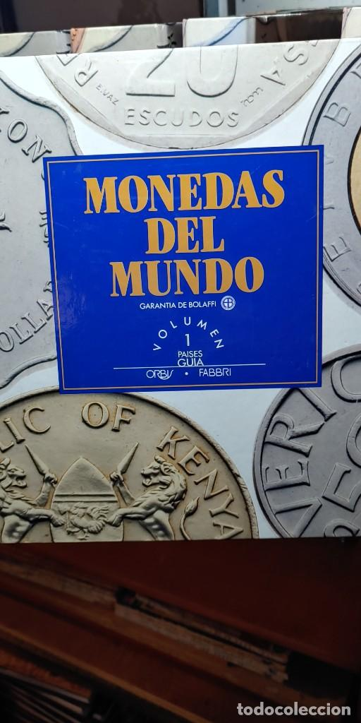 Catálogos y Libros de Monedas: 5 LIBROS DE COLECCIÓN MONEDAS DEL MUNDO DE ORBIS-FABBRI, pymy tc - Foto 2 - 255940940